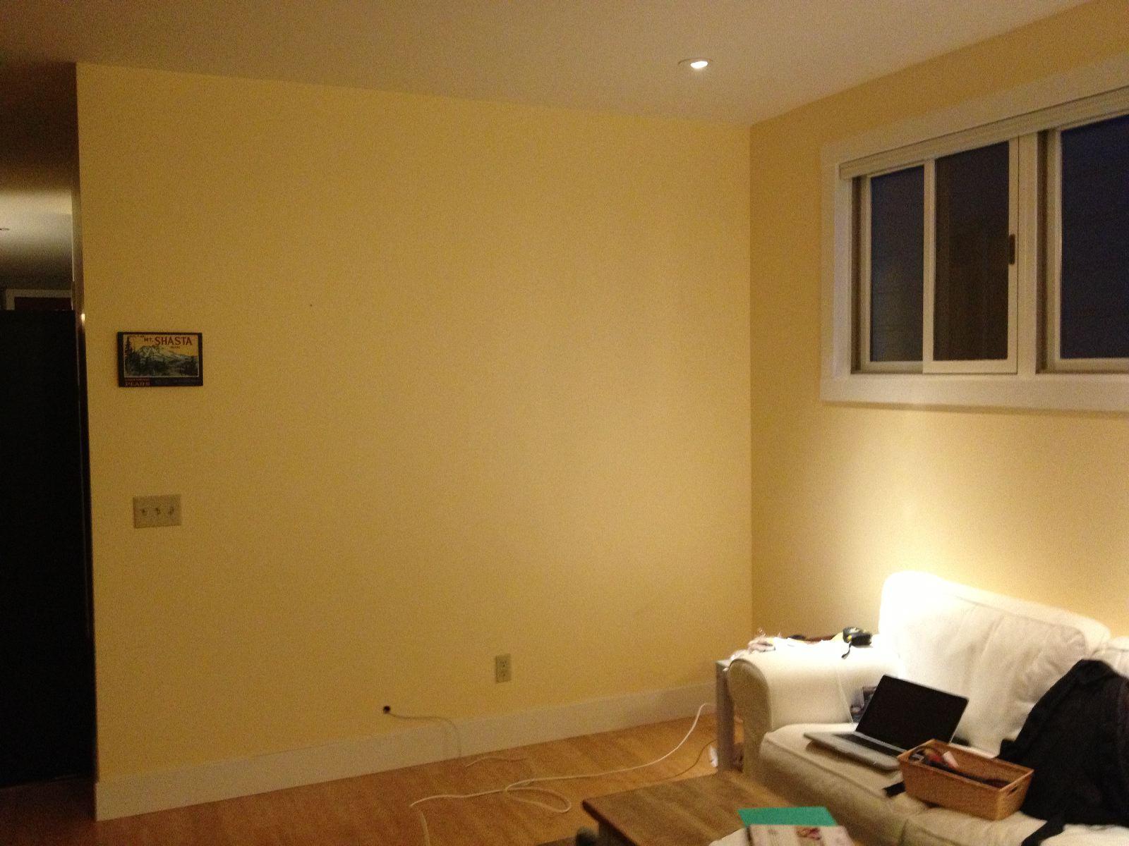 IKEA Hack 2: Besta Built-In Family Room TV Bookshelf – Shirley ...